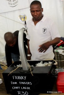 Franky Four Fingers Craft Lager