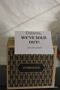 Citizin Sold Out