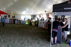 With an expected crowd of 6000 people, there were several taps and plenty of kegged beer available!
