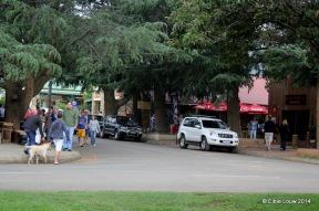 The quiet town of Clarens once a year attracts thousands of beer lovers!