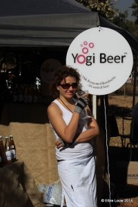 We bought a HEMP Beer from Yogi Beer